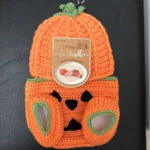 Halloween Infant 3-piece Set